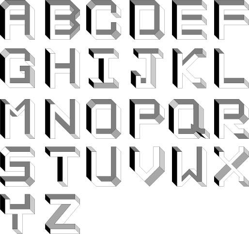 Coloriages à imprimer : Alphabet, numéro : 756171
