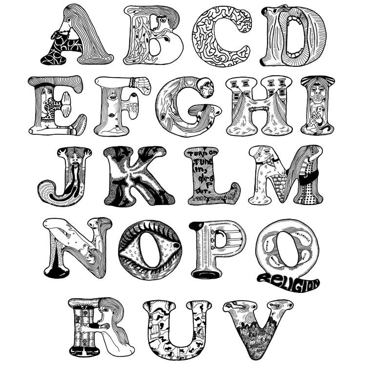 Coloriages imprimer lettre f num ro 53625 - Alphabet dessin ...