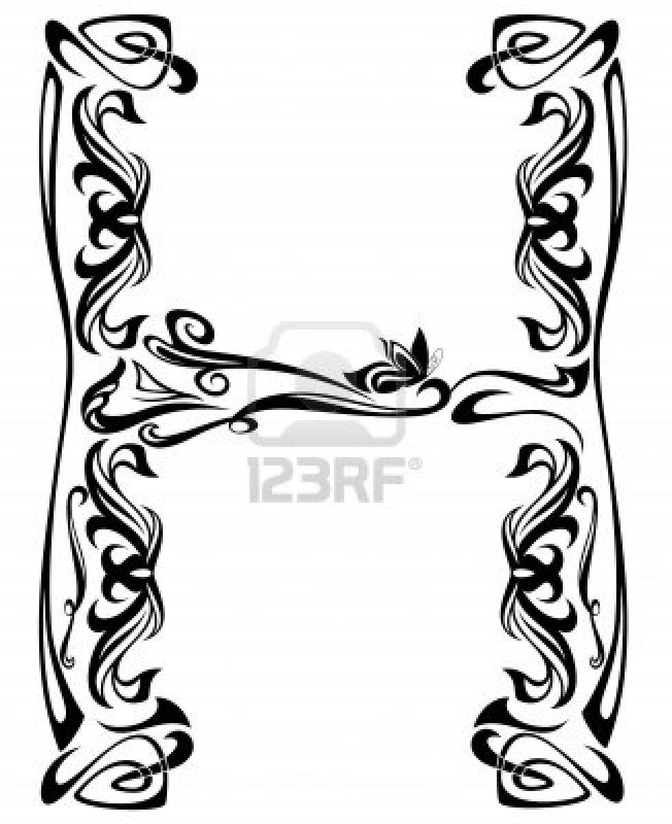 coloriages imprimer lettre h num ro 226516. Black Bedroom Furniture Sets. Home Design Ideas