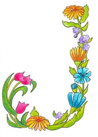 Dessins en couleurs imprimer lettre j num ro 258883 - Dessin de fleur en couleur ...