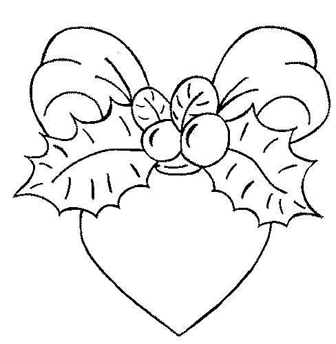 Coloriages à imprimer : Coeur, numéro : 3614
