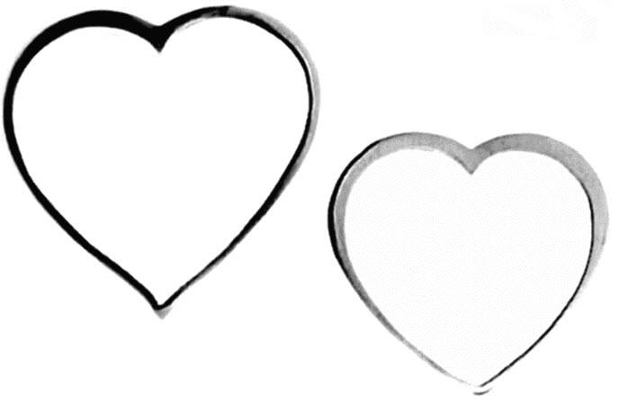 Coloriages imprimer coeur num ro 3641 - Coloriage avec des coeurs ...