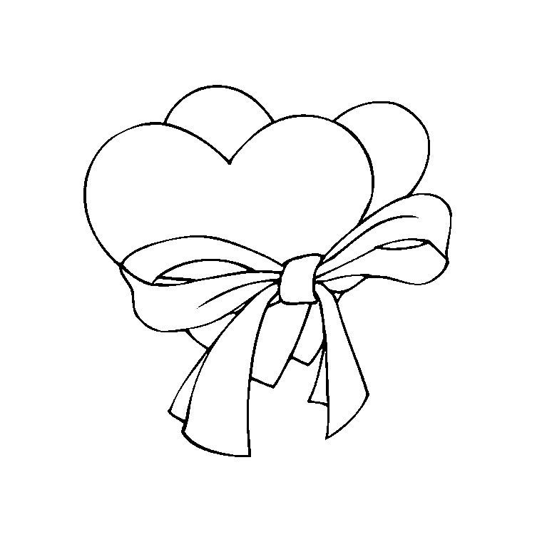 Coloriages à imprimer : Coeur, numéro : 4150