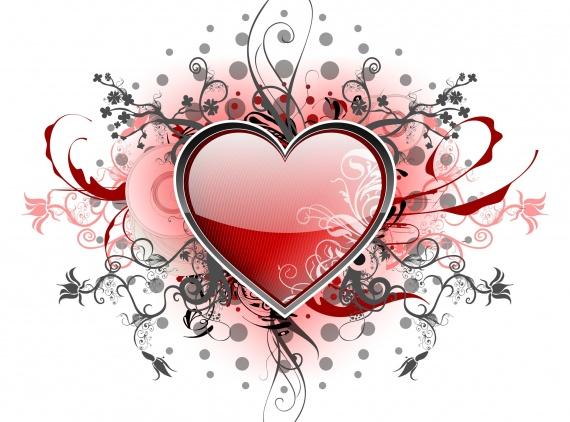 dessins en couleurs imprimer coeur num ro 580363. Black Bedroom Furniture Sets. Home Design Ideas