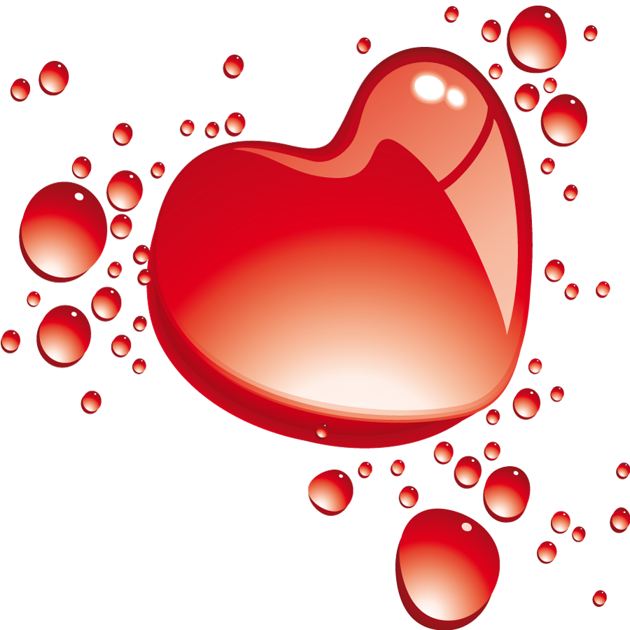 Dessins en couleurs imprimer coeur num ro 612612 - Clipart amour ...