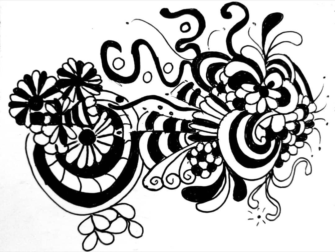 Coloriages à imprimer : Rond, numéro : 87ac139d