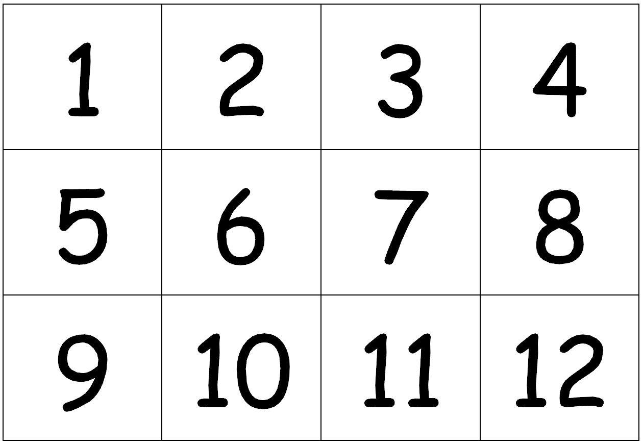 Coloriages à imprimer : Tous les chiffres, numéro : 758715