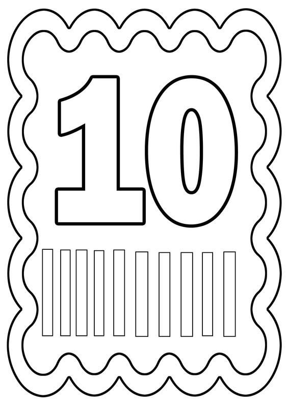 Coloriages imprimer nombre 10 num ro 519909 - Chiffre a imprimer ...