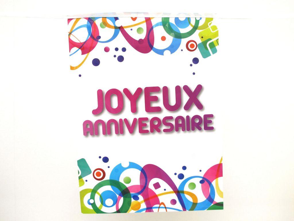 Coloriage couleur anniversaire - Coloriage de joyeux anniversaire ...