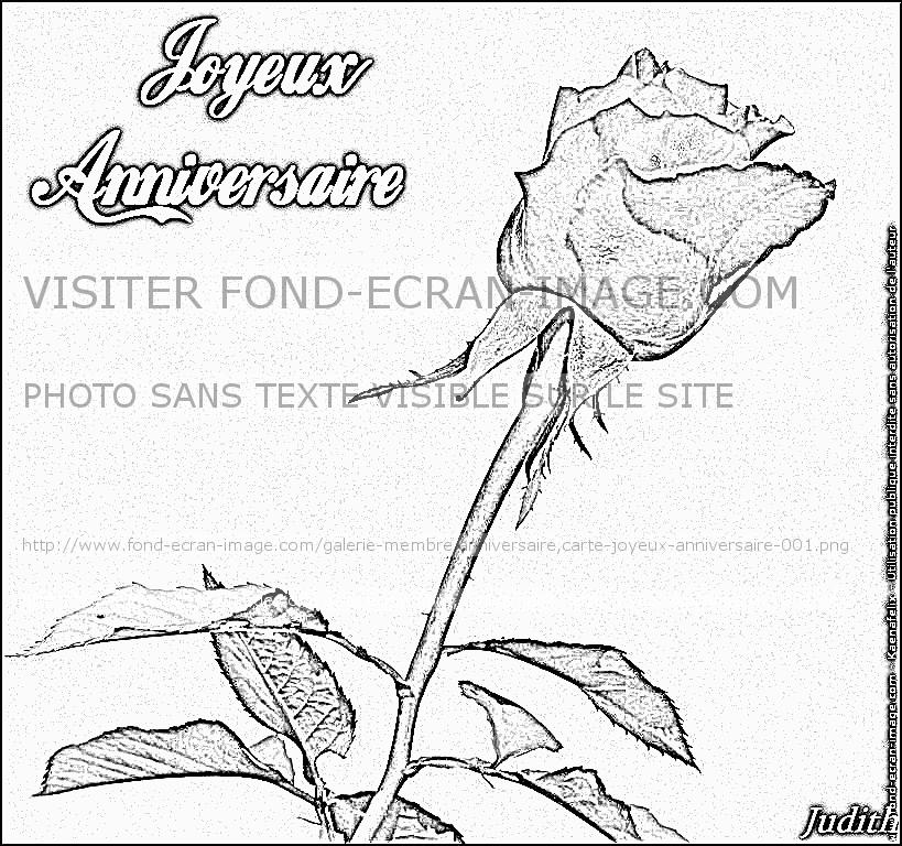 Coloriages à imprimer : Anniversaire, numéro : 262597