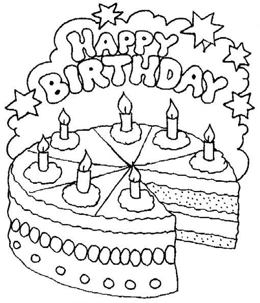 Coloriages imprimer anniversaire num ro 29333 - Dessin pour anniversaire ...