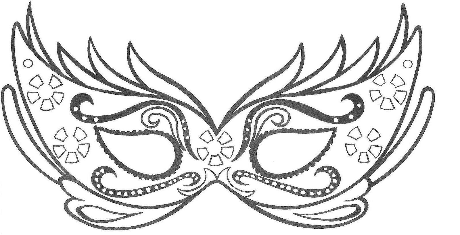 Coloriages à imprimer : Carnaval, numéro : 18165