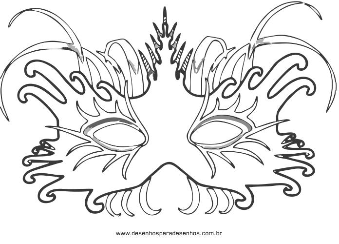 Coloriages à imprimer : Carnaval, numéro : 759842