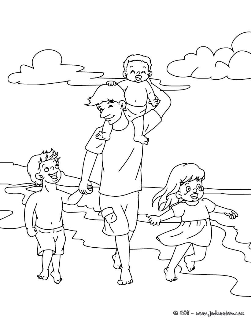 Coloriages à imprimer : Fête des pères, numéro : 44723