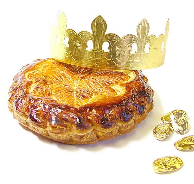 Dessins en couleurs imprimer galette des rois num ro - Galette des rois image ...
