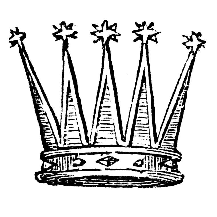 Coloriages à imprimer : Galette des Rois, numéro : 4180