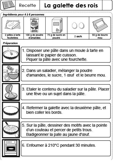 Coloriages imprimer galette des rois num ro 755040 - Date de la galette des rois ...