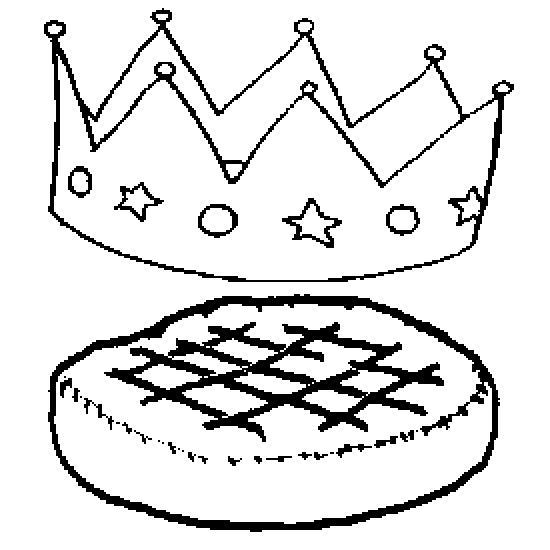 Coloriages imprimer galette des rois num ro 759816 - Coloriage de galette des rois ...