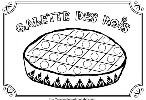 Coloriages imprimer galette des rois num ro 759817 - T choupi aime la galette ...