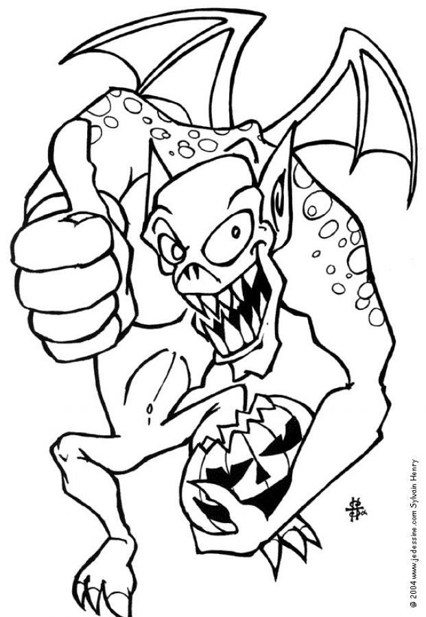 Coloriages à imprimer : Halloween, numéro : 84031