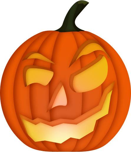 Dessin en couleurs imprimer ev nements halloween citrouille num ro 46335 - Citrouille halloween dessin couleur ...