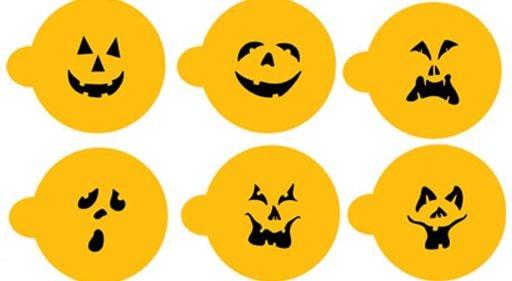 Pochoir citrouille halloween - Citrouille a imprimer gratuit ...