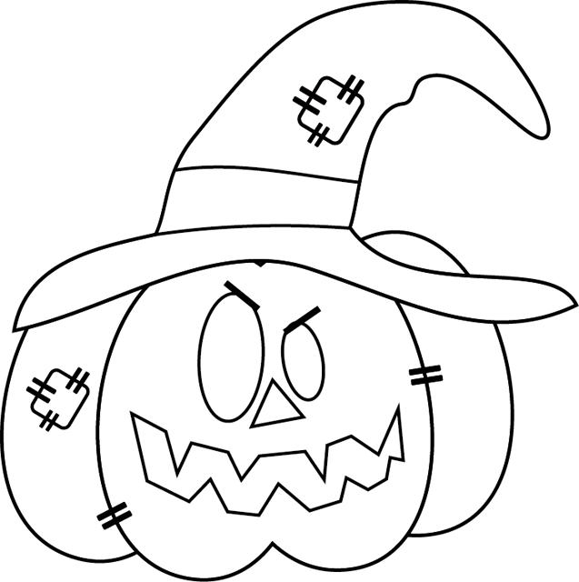 Dessin en couleurs imprimer ev nements halloween citrouille num ro 58264 - Citrouille halloween dessin couleur ...