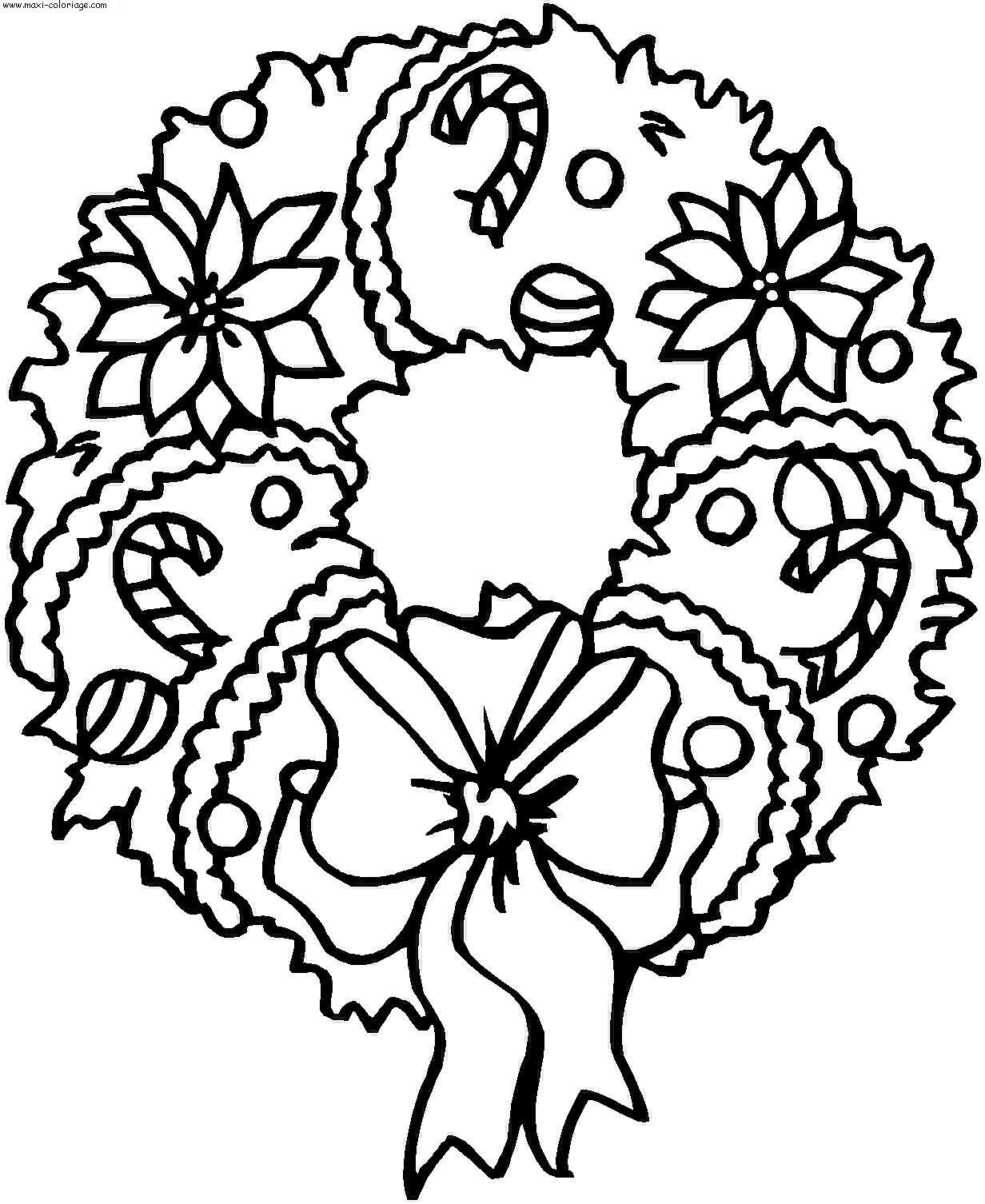 Coloriages imprimer no l num ro 16223 - Dessin coloriage noel gratuit imprimer ...