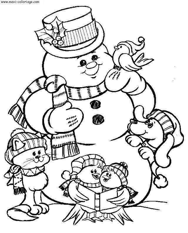 Coloriages à imprimer : Noël, numéro : 198716