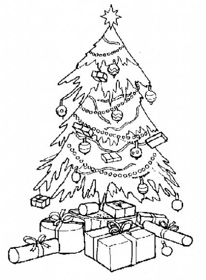 Coloriages à imprimer : Noël, numéro : 4919