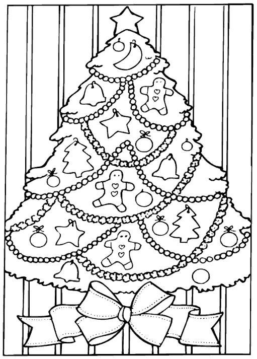 Coloriages à imprimer : Noël, numéro : 52
