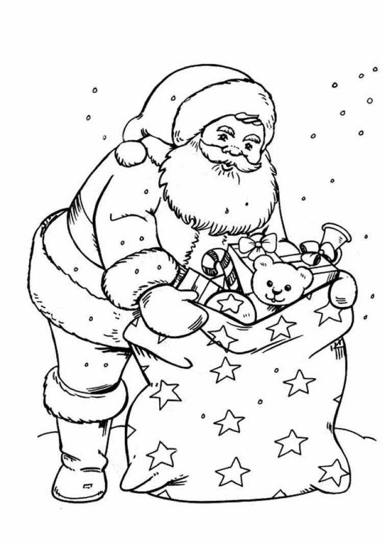 Coloriages à imprimer : Noël, numéro : 73ab3852