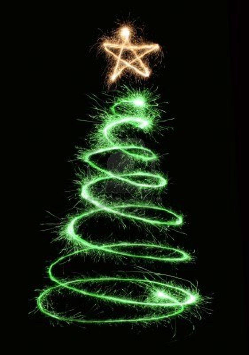 Outdoor Christmas Star Lights