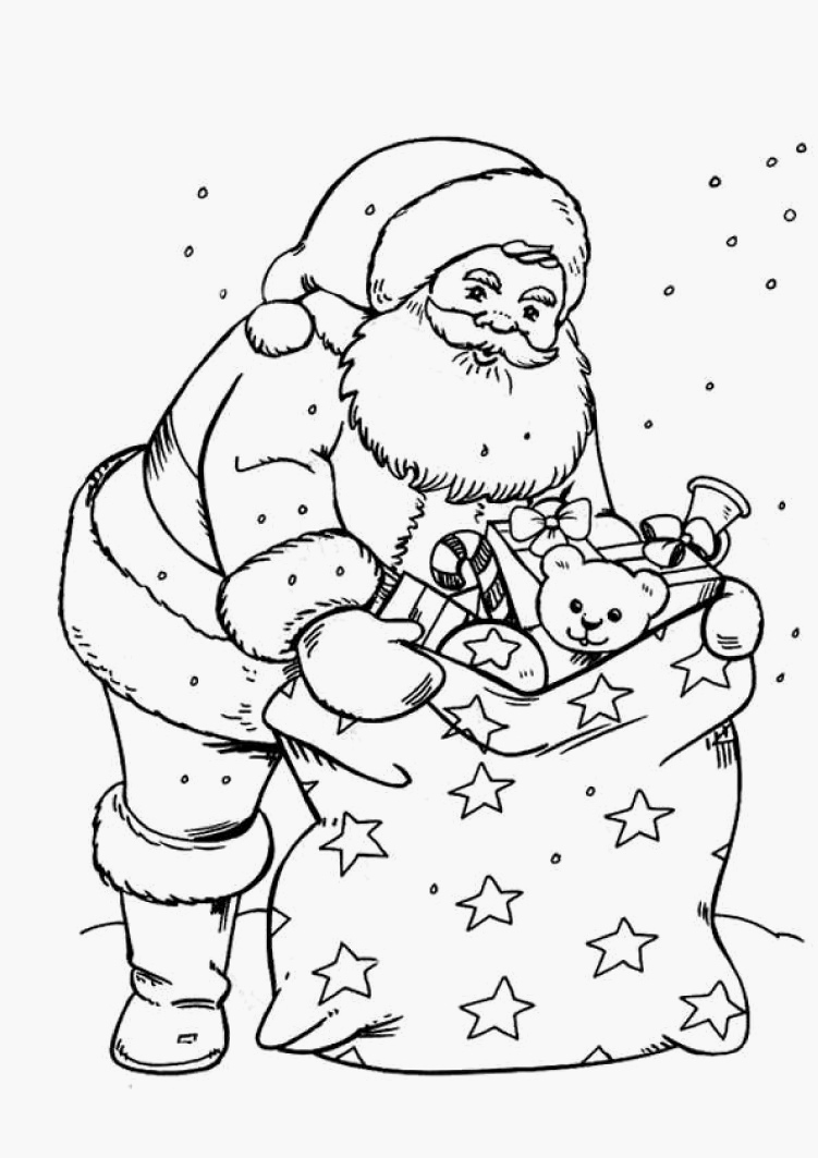 Coloriages à imprimer : Noël, numéro : a6902003