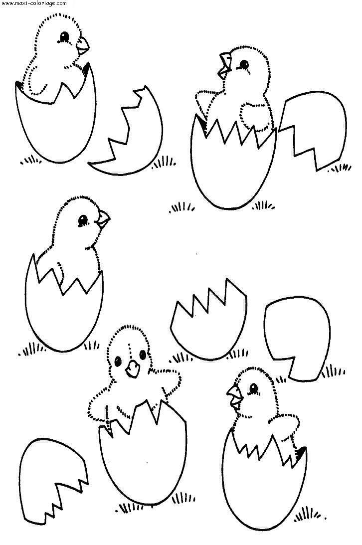 Coloriages à imprimer : Pâques, numéro : 214530