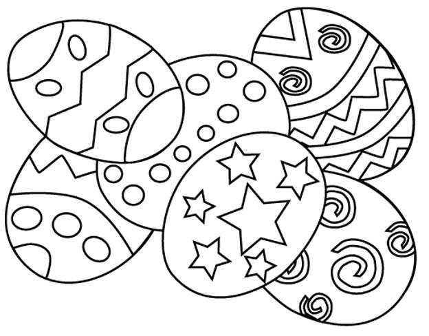 Coloriages à imprimer : Pâques, numéro : 240724