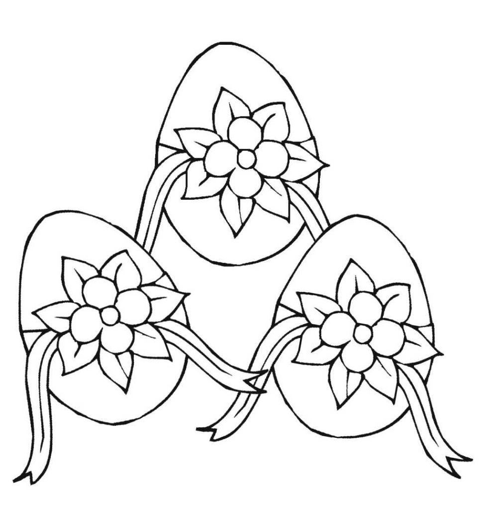 Coloriages à imprimer : Pâques, numéro : 4128
