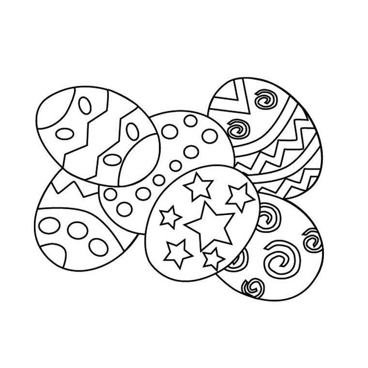Coloriages à imprimer : Pâques, numéro : 5485