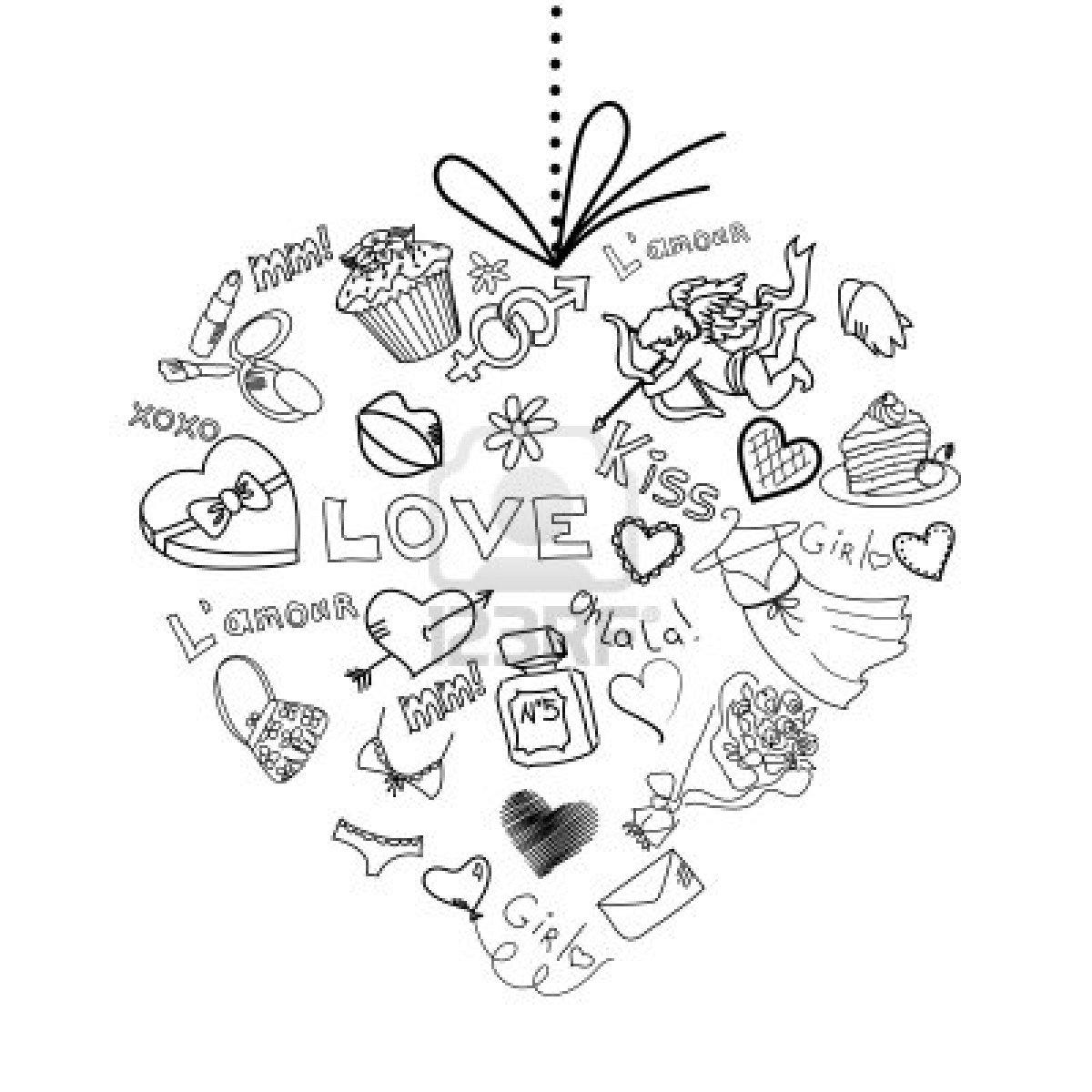Coloriages à imprimer : Saint-Valentin, numéro : 161081