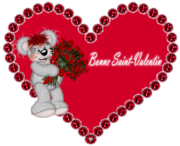 Dessins en couleurs imprimer saint valentin num ro 361095 - Coeur pour la saint valentin ...