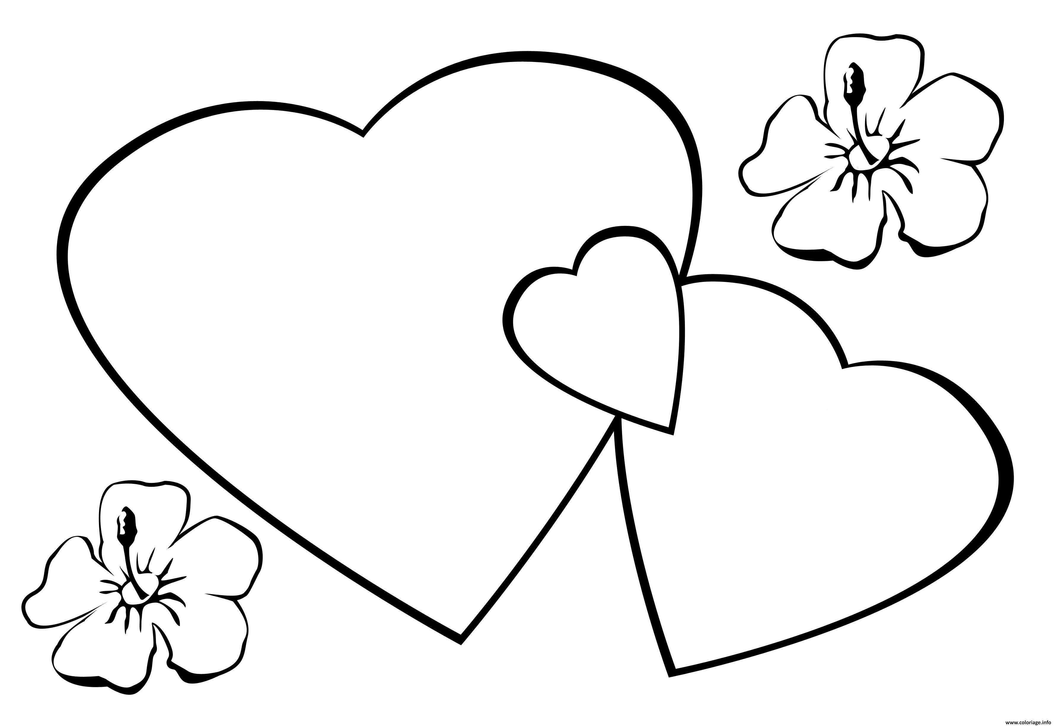 Coloriages à imprimer : Saint-Valentin, numéro : 4cb940fd
