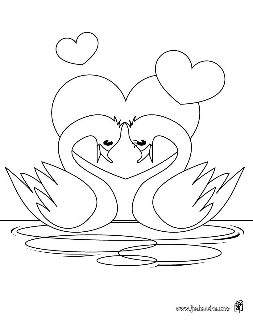 Coloriages à imprimer : Saint-Valentin, numéro : 50640662