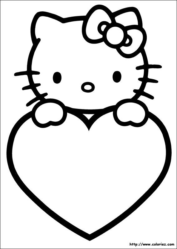 Coloriages à imprimer : Saint-Valentin, numéro : 53416