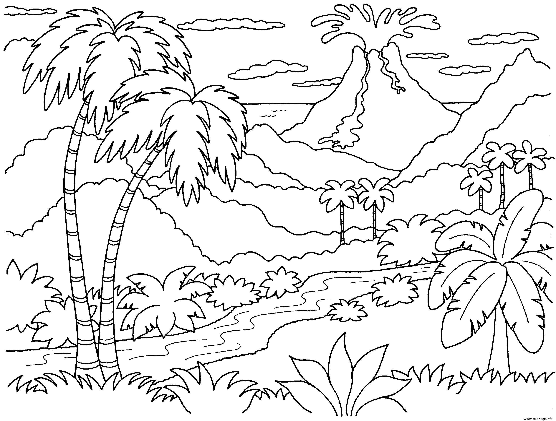 Coloriages à imprimer : Nature, numéro : 3689069a