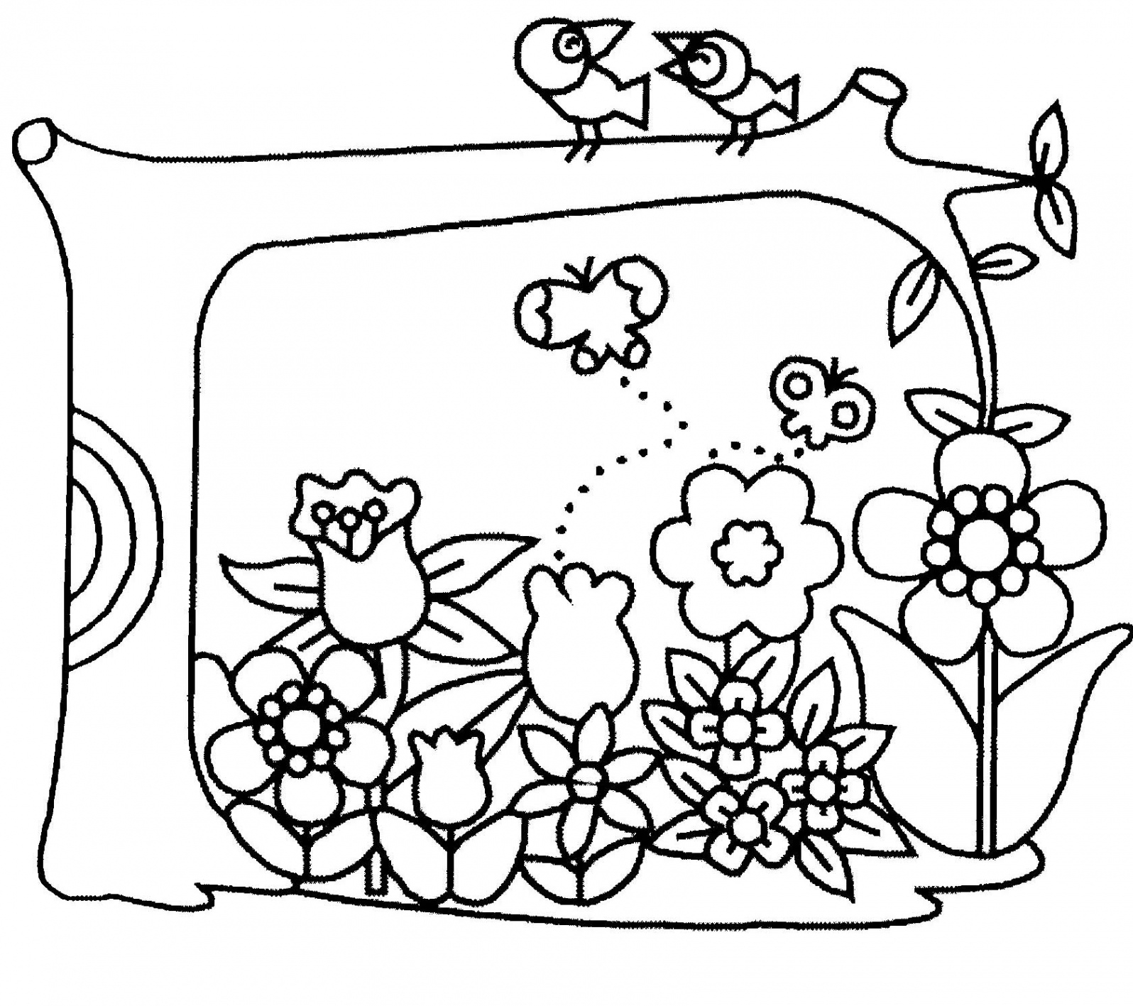Coloriages à imprimer : Nature, numéro : 685823bd