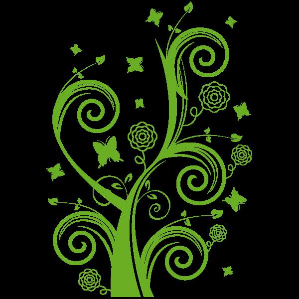 dessins en couleurs imprimer arbres num ro 11825. Black Bedroom Furniture Sets. Home Design Ideas