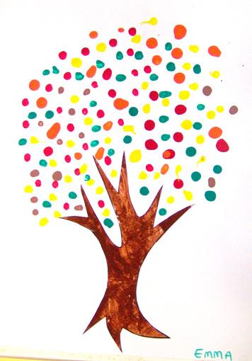 dessins en couleurs imprimer arbres num ro 70873. Black Bedroom Furniture Sets. Home Design Ideas