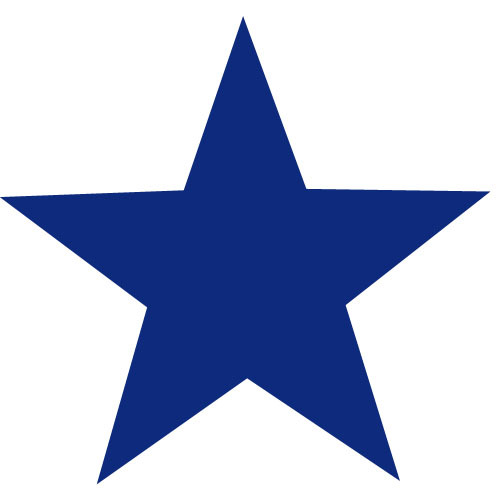 giant blue star background - photo #30