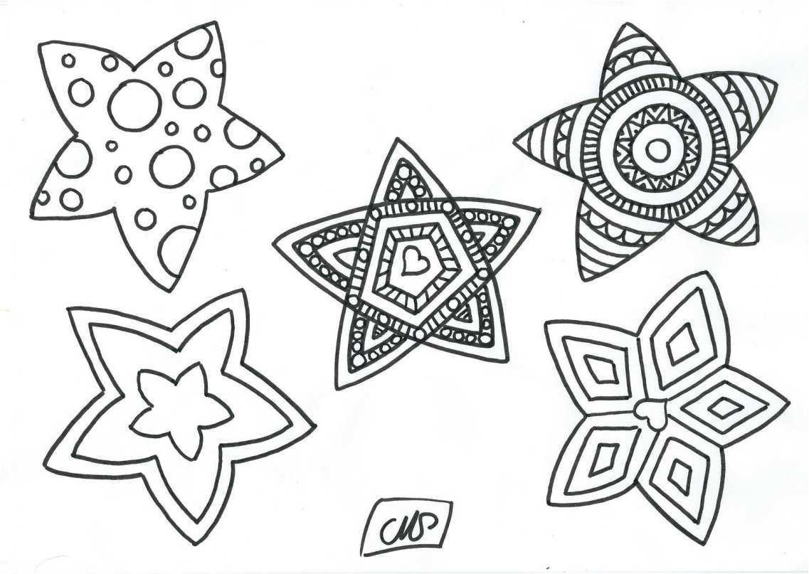 Coloriages à imprimer : Etoile filante, numéro : cd037c82
