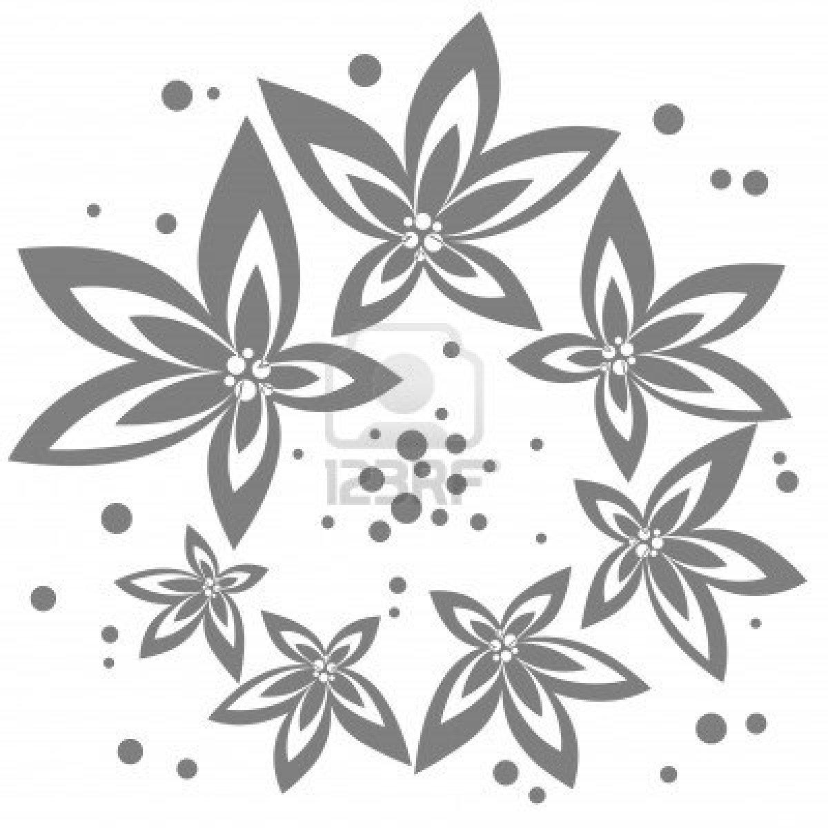 Coloriage à imprimer  Nature , Fleurs numéro 186493